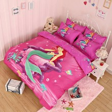 200*230cm 150*200cm Cartoon 3D Printing Bedding Set Duvet Cover Bed Sheet Pillow Case Children Comfort Bedding Sets(China)