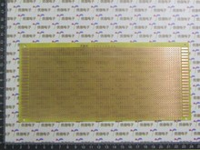 Free shipping 10 * 22CM fiberglass board / CNC epoxy board / Pegboard / universal test board / thickness 1.2MM