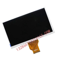 "free shipping 9"" Innolux LCD Screen panel Display for Tablet pc GPS MP4 MP5 AT090TN10 20000938-00"