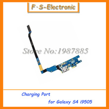 High Quality Flex Cable Ribbon Charging Port Dock Connector USB Socket for Samsung Galaxy S4 GT i9505 i9500 i337 Charging Flex