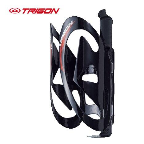TRIGON BC06 carbon fiber ultra light bike bicycle bottle cage adjustable bottle bracket glossy carbon finish bottle holder 40g<br><br>Aliexpress