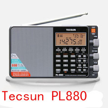 Tecsun / Desheng PL-880 high-performance full-band digital tuning stereo radio new