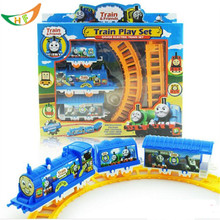 Thomas and friends trackmaster electric racing track suit  railway electric train piko toy scale models cars kids Christmas gift