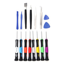 Buy 16 1 Mobile Phone Repair Tools Kit Spudger Pry Opening Tool Screwdriver Set iPhone 6/6s/7 Samsung Sony Hand Tool Set for $4.49 in AliExpress store