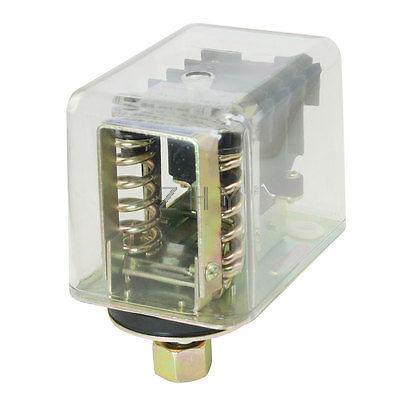 AC 380V 16A 50-100PSI One Port Air Compressor Automatic Pressure Switch Control<br>