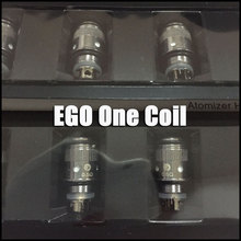 Coil head for EGO ONE atomizer 1.8ml 2.5ml 4ml ego one mega Electronic cigarette ego one coils