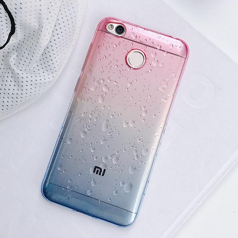 Xiaomi Redmi 4X Case Mi a1 Cover 360 Silicone Phone Case Funda Xiaomi Redmi 5a note 4x 5 Pro mi 8 se a2 xiomi 5 plus Case