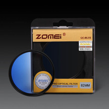 Buy Zomei 52mm 55mm 58mm 62mm 67mm 72mm 77mm 82mm Optical Gradual Filter Graduated Blue Filter Canon Nikon DSLR Camera lens for $8.99 in AliExpress store