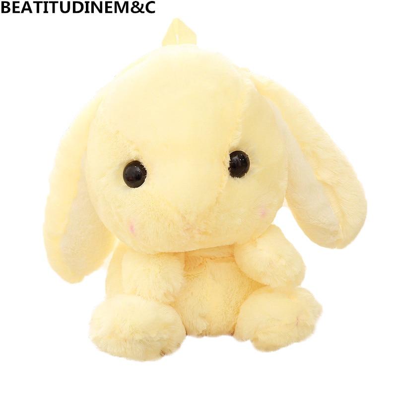 5-2017-Cute-Little-Rabbit-Shoulder-Bag-Plush-Big-Rabbit-backpack-Cartoon-long-ear-rabbit-backpack