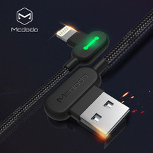Buy MCDODO USB Cable iPhone Apple X 10 7 6 5 6s plus Cable Fast Charging Cable Mobile Phone Charger Cord Adapter Usb Data Cable for $1.99 in AliExpress store