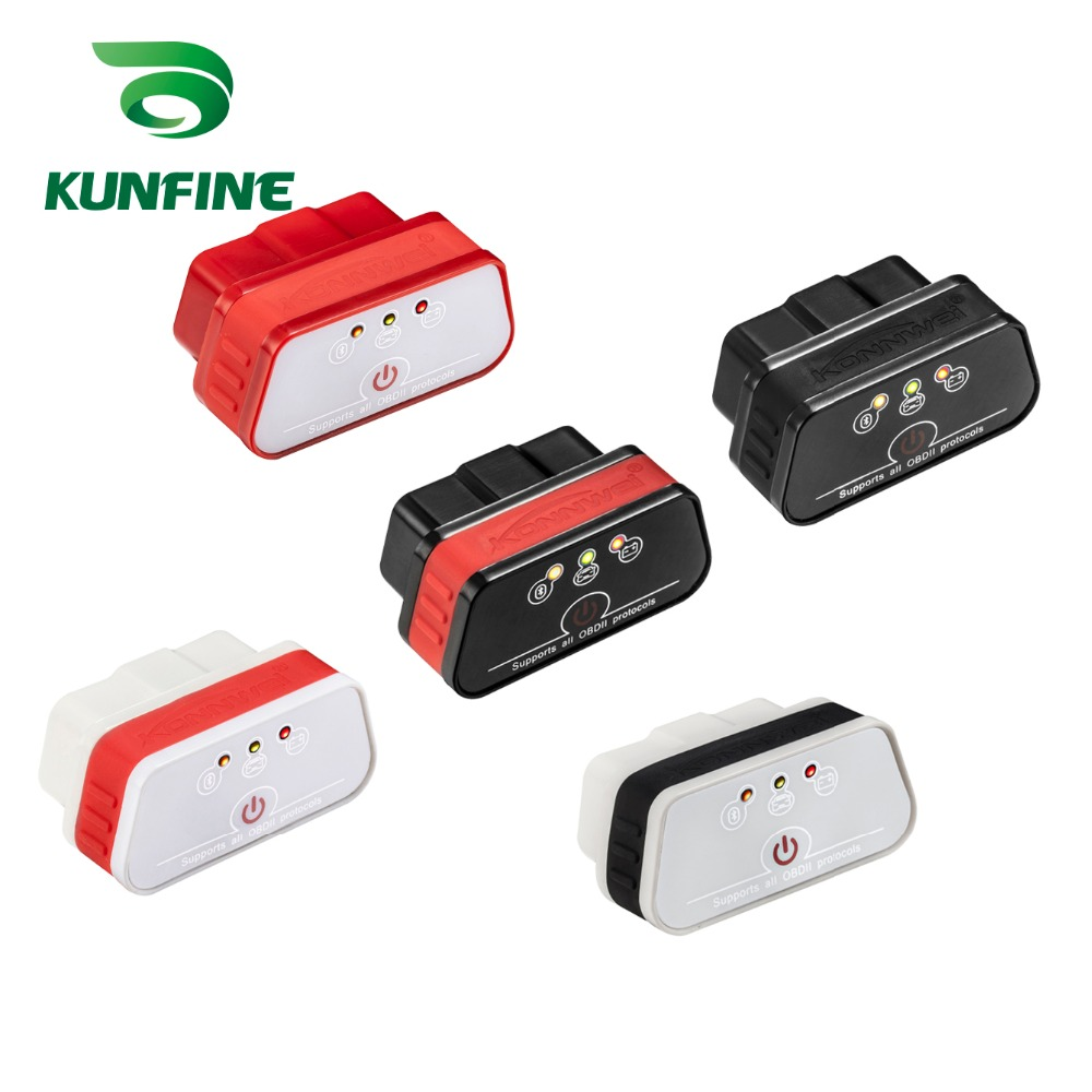 Auto Diagnostic Tool Car engine code Scanner Vehicle fault reader KF-A1184-1