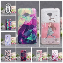 Soft Case For Microsoft Nokia Lumia 640 Luxury 3D Printing Cartoon Silicon Back Cover for Lumia 640 Cellphone bags Shell Funda