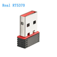 High Quality Ralink RT5370 150Mbps 150M USB 2.0 WiFi Wireless Network Networking Card 802.11 B/g/n 2.4GHz LAN Adapter(China)