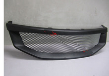 Fits for Honda accord 2012-2013 black Roadruns Radiator Grille Painted Parts