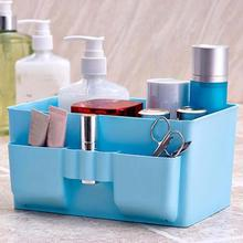 High Quality Drawer Type Cosmetics Storage Box Case Craft Organizer Home Storage Tools Makeup Organizer Holder(China)