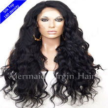 Silk Top Full Lace Wig 180 Density Brazilian Virgin Glueless Full Silk Base Wigs Lace Front Wigs Full And Thick Body Wave