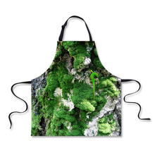 FORUDESIGNS Desiger Chef kitchen Aprons Printing Animal Cat Women Men Apron Dress Adult Home Cleaning Tool Cloth Tablier