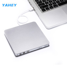 USB 3.0 Optical Drive CD/DVD-ROM Player External DVD-RW Burner Writer Recorder Superdrive for Laptop Computer Apple imacbook pro