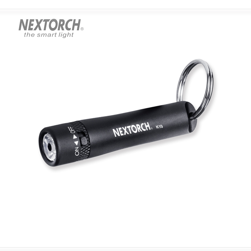 NEXTORCH 65 Lumens K10 ANSI NEMA Waterproof Shockproof AAA Battery CREE XP-G2 R5 Led Mini Keychain Flashlight<br><br>Aliexpress