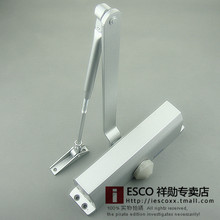 Hydraulic door closer buffer door closing device door fixed device 85--100KG without positioning