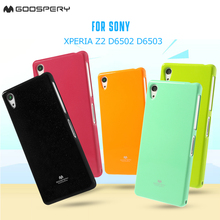 Buy Sony Xperia Z2 D6502 D6503 Green Mercury GOOSPERY Glossy Pearl Powder TPU Jelly Cover Sony Xperia Z2 D6502 D6503 D6543 for $4.99 in AliExpress store