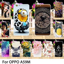 Mobile Phone Cases For OPPO A59 F1S A59M Find 9 5.5 inch Hard Back Cover Dirt-resistant Colorful Skin Housing Sheath Bag Durable