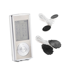 8 Modes TENS Unit Digital Pulse Impulse Massager Meridian Therapy Acupuncture Pain Relief Muscle Relax Healthy Care Device