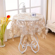 Hot Sale New Fashion European Style Lace Table Cloth Restaurant Hotel Tablecloths Table Cover Home Party Coffee Table Cloth