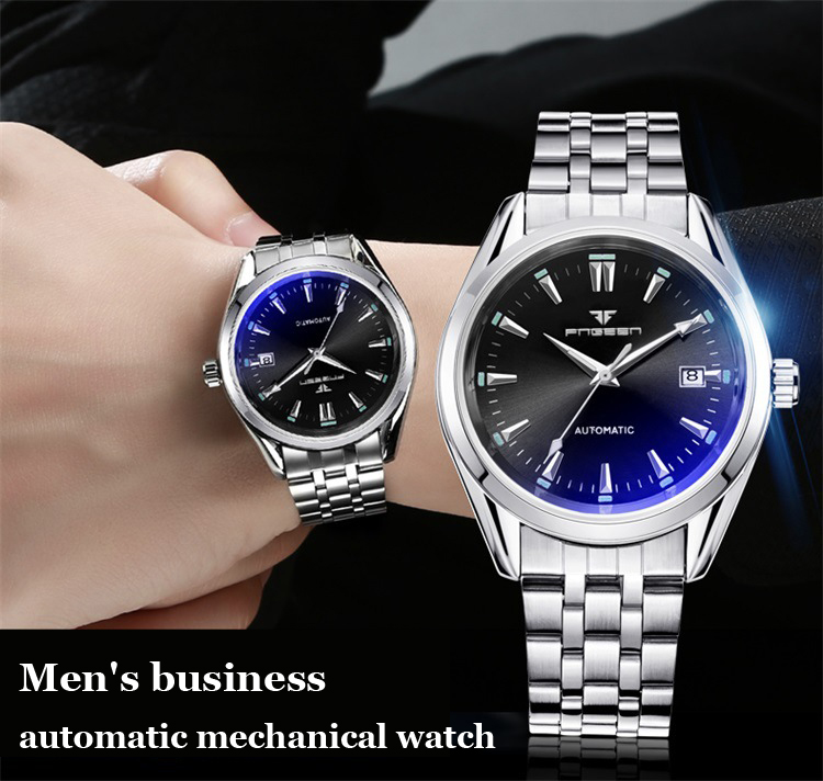 Automatic mechanical watch (6)