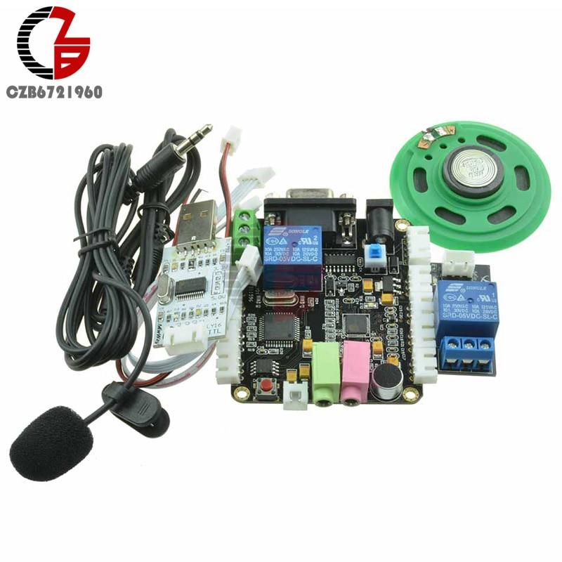 1 Set SP Speech Recognition Voice Module Specific Voice Recognition Voice Control Module For Arduino Raspberry<br>