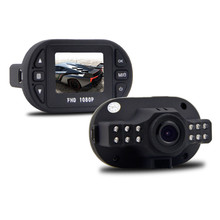 XYCING C600 Car DVR 1.5 inch TFT Screen Mini Car DVR 12 IR LED Night Vision Car Vehicle Camera Camcorder G-sensor Loop Record(China)