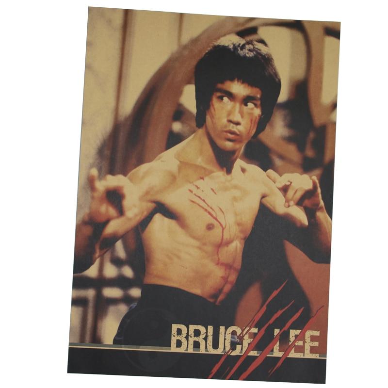 Bruce lee movie posters