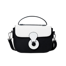 Wome Shoulder Bag Hit Color Small Flap Bag Mini Tote European and American style Mini Telephone Bag For Party Beach Shopping