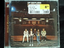 The Guess Who - Live At The Paramount USA CD SEALED
