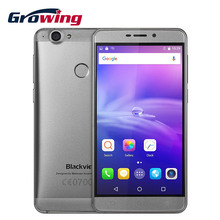 Blackview R7 Fingerprint Touch ID Cell Phones MTK6755 Octa Core 4G RAN 32G ROM Mobile Phone 5.5'' Android 6.0 3000mAh Smartphone(China)