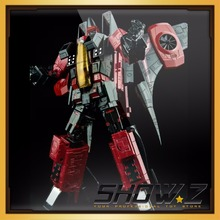 [Show.Z Store] KBB Cone heads Thrust NEW Transformation KBB Kubianbao MP11 Thrust Action Figure 23cm