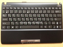New RU Russia Keyboard for Asus Eee PC 1025C 1025CE Russion RU With C Case V103646LS1 Laptop Keyboard