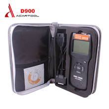 D900 EOBD OBD2 Scanner Car's Engine D900 Code Reader Diagnostic Tool For Multi Brand Cars free shipping d900 canscan