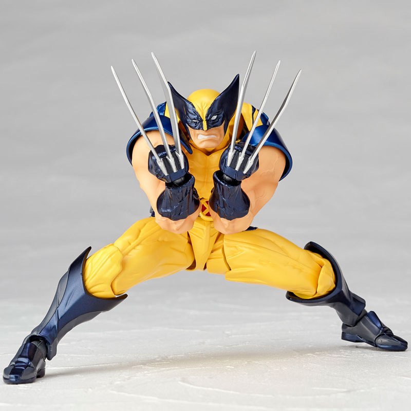 Wolverine Variant Figure Variable Wolverine Logan PVC Action  Figures Toy Doll Brinquedos (6)