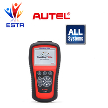 2017 Newly Hot Sale Original Autel Maxidiag Elite MD802 Pro All system DS Model Autel MD802