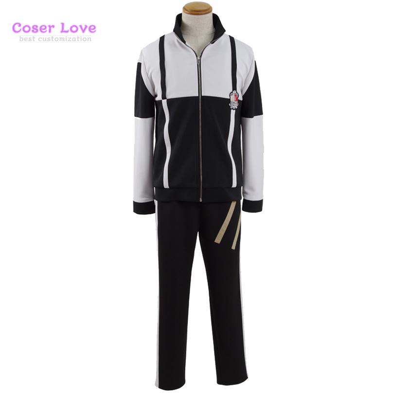 A3! School uniform Cosplay Carnaval Costume Halloween Christmas Costume