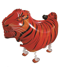 Tiger balloon walking balloons animals inflatable air ballon for party supplies  kids classic toy