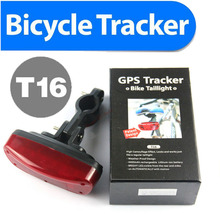 2016 best sale Bicycle GPS tracker GSM/GPRS GPS Mini Hidden Bike Tracker Quad Band Real-time Google Map Tracking Sim Card Slot(China)