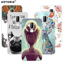ASTUBIA Case For Homtom s8 Cover For Homtom s8 5.7 Case For s8 Homtom Capa DIY Name Back Coque For Homtom s8 Phone Case Silicone(China)
