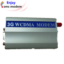 good quality 3g wireless gsm modem rs232 3g wireless modem with sim/sd card slot