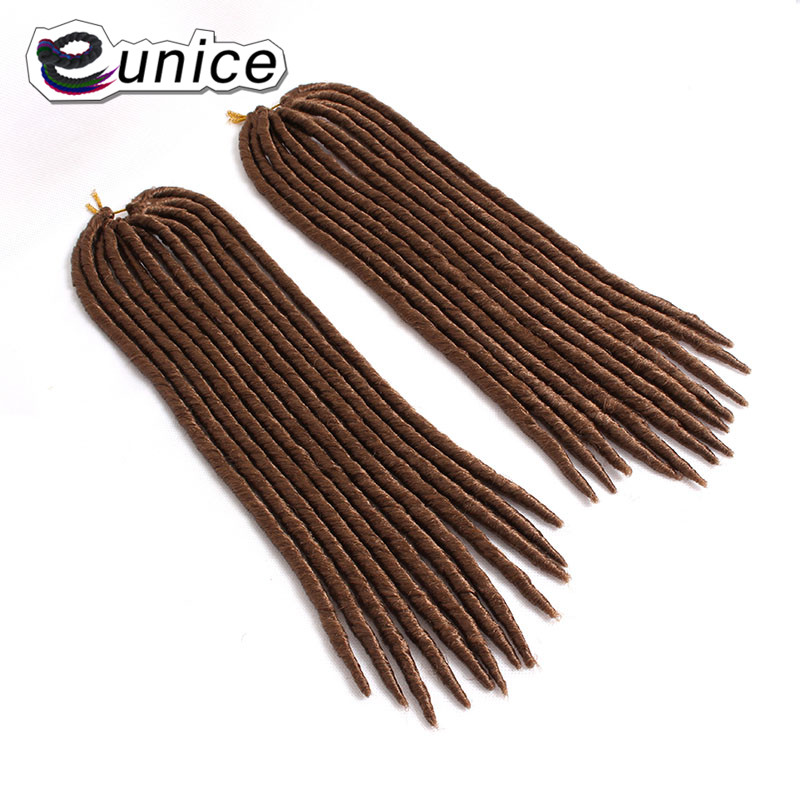 Crochet Braids Dreadlock Extensions Kanekalon Synthetic braiding hair For Women  (39)