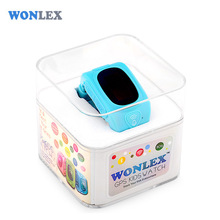Wonlex 2016 New Smart Kids GPS Watch with GPS/GSM/Wifi Triple Positioning Monitoring Dual-way Call SOS Alarm Watch