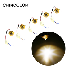 5pcs Mini Spot Light Diamond Crystal 1W 3W Cabinet LED Downlights Acrylic Ceiling Lamp AC85-265V Jewelry Display Home Decor UR