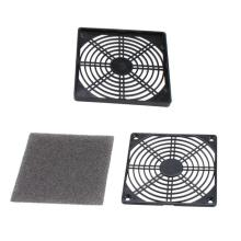 120mm Fan DUST-FILTER Computer-Case Mesh Pc Black Screen-Pc