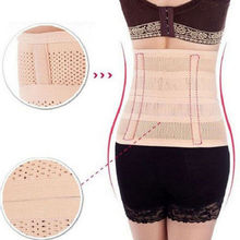 Brand New Slim Waist Tummy Belt Wraps Body Girdle Trainer Cincher Underbust Control Corset Useful Slimming Product